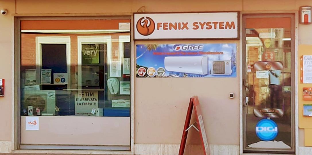 header image Fenix system