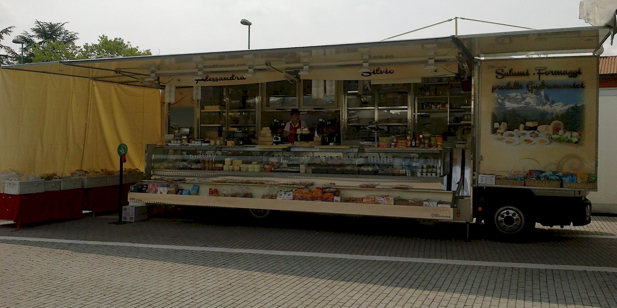 header image La boutique del formaggio snc
