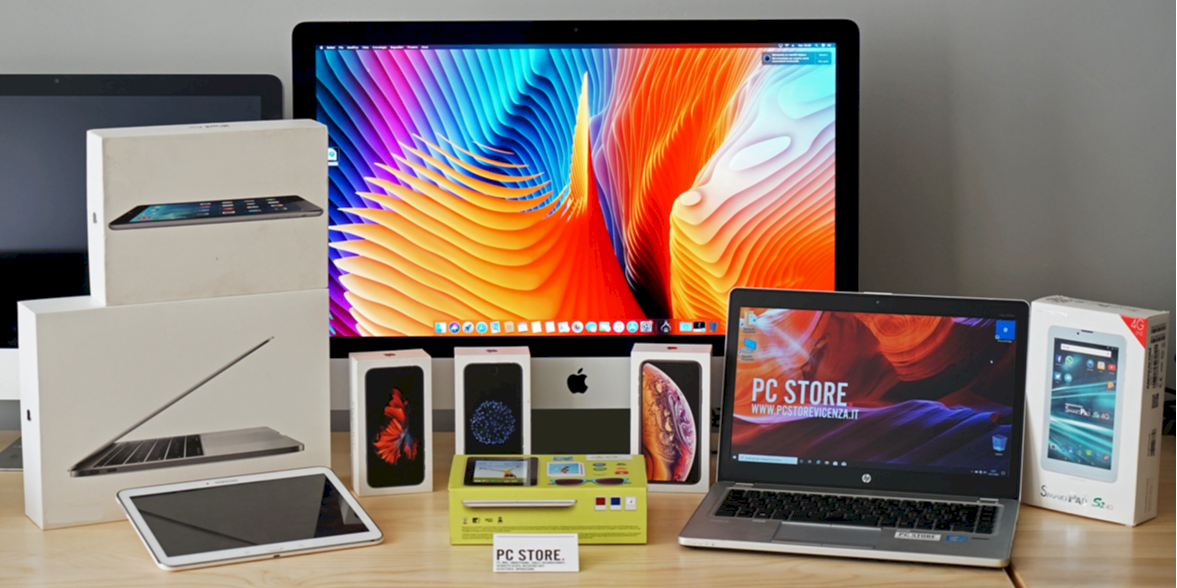 header image PC STORE