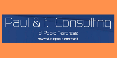 header image Studio Paolo Ferrarese - Paul & f. Consulting